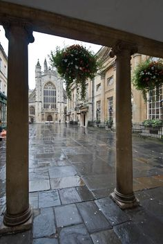 All about Bath and its roll in Jane Austen novels