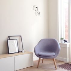 Via Lieke Bessems | HAY About a Lounge Chair | Menu Point of View