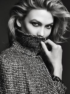 Karlie Kloss in Joe Fresh for @FashionMagazine September 2016 | Photography by Max Abadian. Styling by Zeina Esmail.