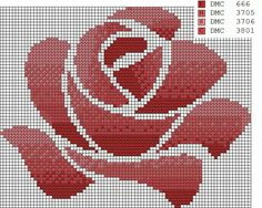 Thrilling Designing Your Own Cross Stitch Embroidery Patterns Ideas. Exhilarating Designing Your Own Cross Stitch Embroidery Patterns Ideas. Cross Stitch Boards, Cross Stitch Rose, Cross Stitch Flowers, Loom Beading, Beading Patterns, Embroidery Patterns, Loom Patterns, Crochet Diagram, Crochet Chart