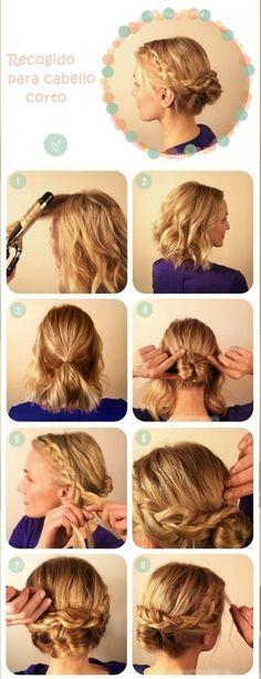 15 peinados para mamá
