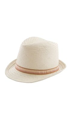 Christys' Havemeyer Sinamay Fedora is a must have!