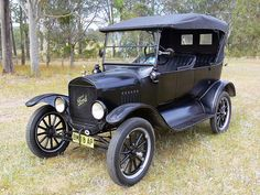 The first affordable, mass produced car for the average American was built in 1908 in Detroit by Henry Ford. Description from cardekho.com. I searched for this on bing.com/images