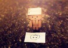 poor little amazon box lol