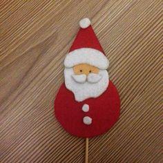 Felt Santa - Keçe Noel Baba