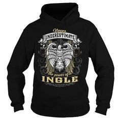 INGLE INGLEBIRTHDAY INGLEYEAR INGLEHOODIE INGLENAME INGLEHOODIES  TSHIRT FOR YOU