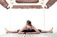 Yoga For Thighs And Hips - Upavistha Konasana