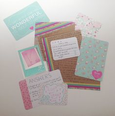 Snail Mail Pen Pals, Flip Books, You've Got Mail, Mail Ideas, Pocket Letters, Happy Mail, Pen And Paper, Mail Art, Planners