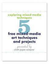 explore mixed media art techniques