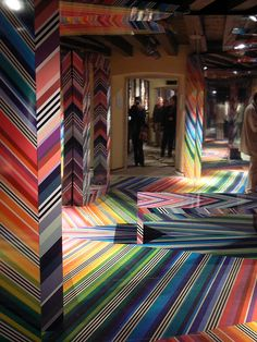missoni Color Inspiration, Interior Inspiration, Mosaic Projects, Shape And Form, Hallways, Oceans, Missoni, Textures Patterns, True Colors