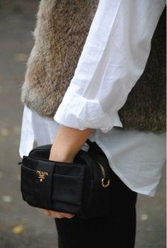 brown leather prada purse - Prada ! on Pinterest   Prada Spring, Prada and Prada Handbags