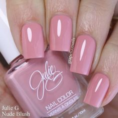14 pretty nail color ideas you should try this season - nail polish ideas #nails #nail #manicure