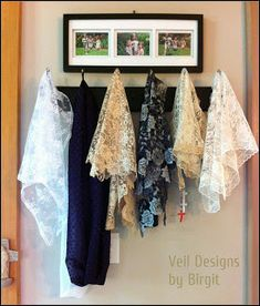 In Defense of the Veil     This Mother's Day will mark the fourth year since my adult daughter and I made the personal decision to practice the devotion of veiling. Much thought, prayer, and discernment went into this decision.