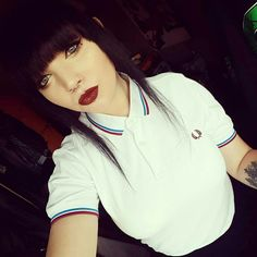 Fred Perry Girls 1667