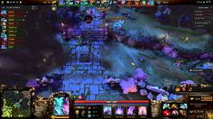 Dota 2 the international 2015 NaVi VS VEGA - Epic Dendi moment with magnus