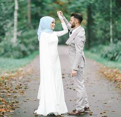 maries hijab mariage en islam couple de mariage suivez moi beaux couples withe vtements hasseeeeen brides weddings brides - Mariage Halal Droulement