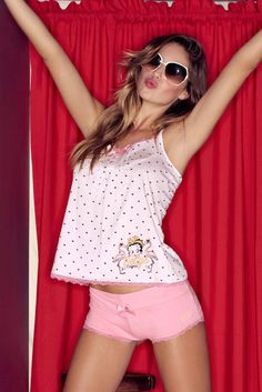 #pijamas de gisela intimates, colección #verano2014, edición #bettyboop. encuentra más modelos en nuestra tienda online. ¡¡#sujetadores y #braguitas a juego!! #pijama #pijamaparty #fiestadepijamas #summer #verano #calor #dormir #relax #descansar #casa #comodidad #confortable #sexy #sensual #frequita #alegre #happy