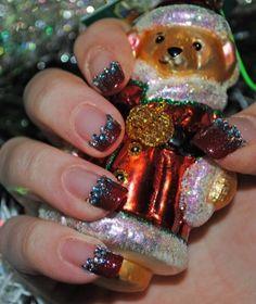 Best, Easy & Simple Christmas Nail Art designs & Ideas_19 by regina