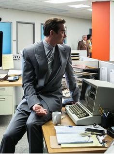 Lee Pace in Halt and Catch Fire | AMC