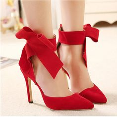 Big Bow Tie Pumps  Butterfly Pointed Stiletto Women High Heels  Shoes Dress Wedding Shoes   http://hisandherfashion.com/collections/women-shoes/products/big-bow-tie-pumps-butterfly-pointed-stiletto-women-high-heels-shoes-dress-wedding-shoes