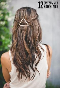Purposeful Korean Creative Finger Heart Shaped Bobby Pins Women Girls Polished Metallic Gold Silver Hair Clips Hollow Geometric Barrettes Women's Hair Accessories