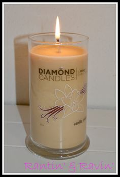 Diamond Candle Review and Giveaway!...valentine's day gift for the sisters ❤️