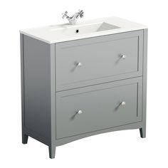 "<a href=""https://victoriaplum.com/browse/camberley-grey-bathroom-furniture"" class=""product-overview__title-link"" title=""Browse the Camberley Grey range"">Camberley Grey</a> 800 Floor Drawer Unit & Basin"