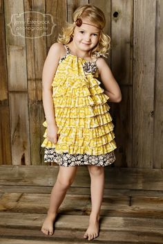 Pillowcase Dresses--This one is EXTRA cute!! by odessa