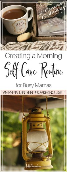 A mother cannot pour into her children if her own cup is empty. She cannot care for them properly if she has not first cared for herself. This is why prioritizing a morning self-care routine is vital in a busy mama's everyday life.