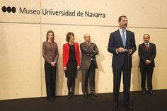 Inauguración del Museo Universidad de Navarra Universidad de Navarra. Pamplona, 22.01.2015
