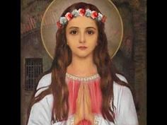 Oración a Santa Filomena para causas desesperadas, imposibles y urgentes
