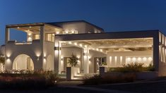MIA I -Διώροφη εξοχική κατοικία στη Πάρο | vasdekis Greece Fashion, Paros, Santorini, Greece Style, Mansions, House Styles, Home Decor, Mansion Houses, Homemade Home Decor