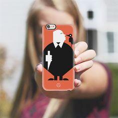 Hitchcock iPhone case