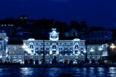 Trieste - Trieste by night