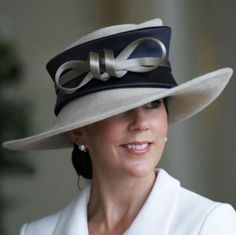 Loved the hat - Princess Mary of Denmark