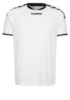 Hummel STAY AUTHENTIC - Funktionsshirt - white - Zalando.de #HU342D002-A11 #Hummel #null #weiss #handball #t-shirt #atmungsaktiv #trikot #pfeile - Handball spielen - Handball spielen