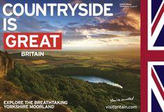 Visit Britain campaign