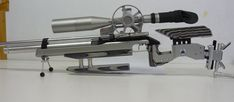 Feinwerkbau P70FT - Customised to Alu colour