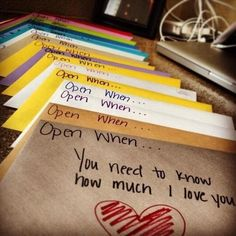 Doing this when i go away to italy for peter.. lol im so cheesy