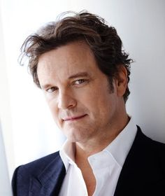 Still hot, yes. Just extra handsome here, Mr Colin Firth