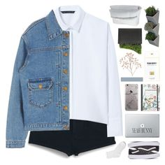 """""""a bunch of tags #3"""" by randomn3ss ❤ liked on Polyvore featuring Jayson Home, rephorm, MANGO, Zara, Frette, Vans, Monki, Yeah Bunny and modern"""