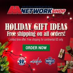 Monumental Network Shop Holiday Gift Ideas