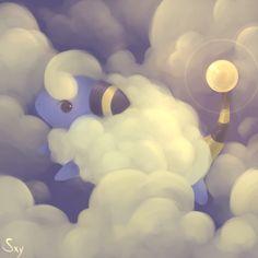 mareep by *Effier-sxy on deviantART