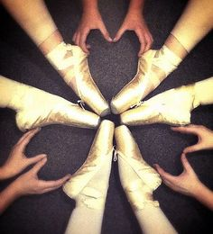 WE LIKE DANCE HEARTS