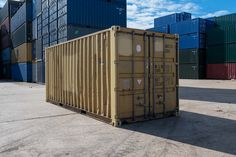 We have 20ft Second-hand containers available now! Perfect for storage! See our prices and delivery rates on our website... Container Sales, 20ft Container, Containers For Sale, Used Shipping Containers, Container Conversions, Second Hand, Locker Storage, Delivery, Website