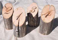 20 Holztisch zahlen Cafe Tabelle Zahlen von Stringybarksupplies