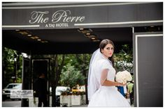 Planning a wedding styled shoot takes a fair amount of details. The hair and make up, attire, location, flowers is almost like planning a mini wedding. I was very fortunate to work with a group of professionals for this shoot and had a great time shooting it.  New York City Wedding Photography #weddings #nyc #thepierrenyc #centralpark #brides #princessweddingdress