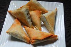 YUMMY TUMMY: Baked Chinese Style Samosa Recipe