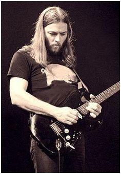 David Gilmour-Pink Floyd