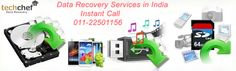 Recover your Lost Data With Techchef a #DataRecovery Company.  Get Back your Lost/Deleted Data. Safe & Secure Data Recovery Services, Call Now! 011 - 22501156 Recovery Options For: #HardDrives, Memory Cards, Pen Drive, #SSD, #RAID, Mac, #Laptop, #Desktop, #RAIDServer Mail: info@techchef.in